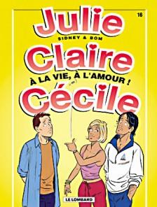 cover-comics-julie-claire-ccile-tome-16-a-la-vie--l-8217-amour