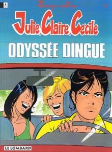 cover-comics-julie-claire-ccile-tome-11-odysse-dingue