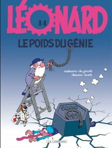 cover-comics-lonard-tome-14-le-poids-du-gnie