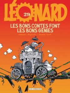 cover-comics-lonard-tome-29-les-bons-contes-font-les-bons-gnies