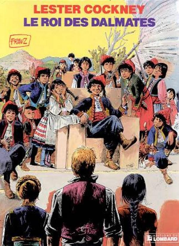 cover-comics-lester-cockney-tome-5-le-roi-des-dalmates