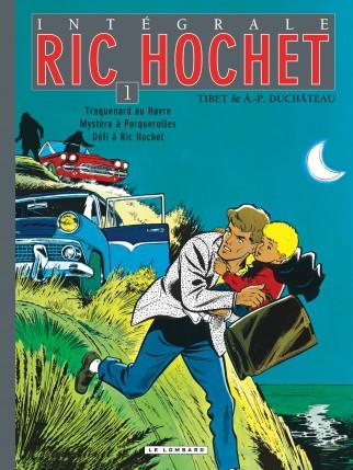 Intégrale Ric Hochet 1