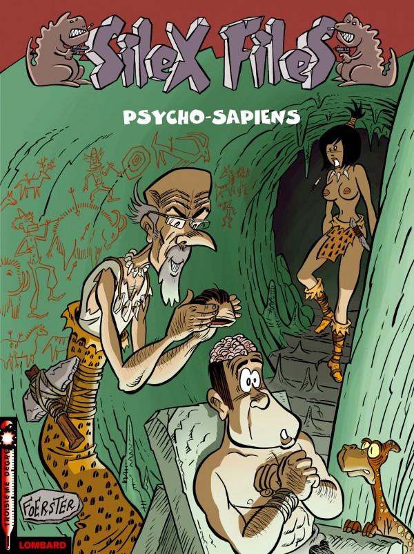cover-comics-silex-files-tome-3-psycho-sapiens
