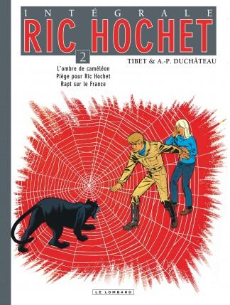 Intégrale Ric Hochet 2