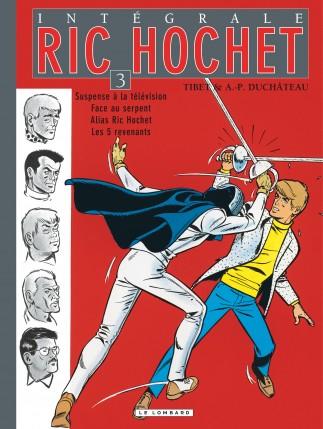 Intégrale Ric Hochet 3