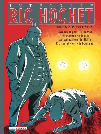 Intégrale Ric Hochet 4