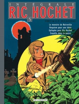 Intégrale Ric Hochet 5