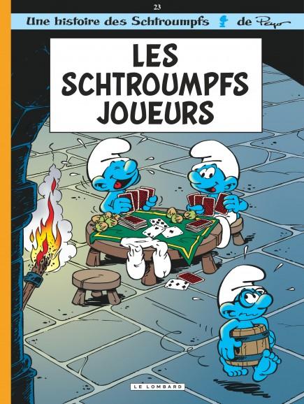 Les Schtroumpfs - Les Schtroumpfs joueurs