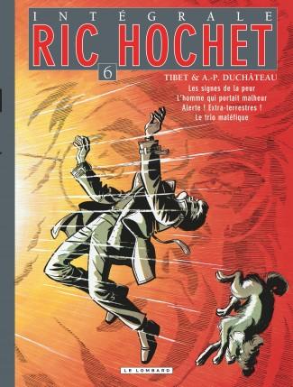 Intégrale Ric Hochet 6