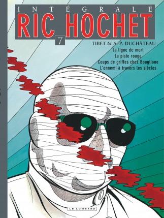 Intégrale Ric Hochet 7