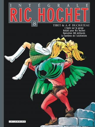 Intégrale Ric Hochet 8