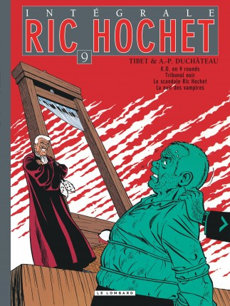 Intégrale Ric Hochet 9