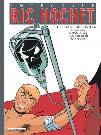 Intégrale Ric Hochet 10
