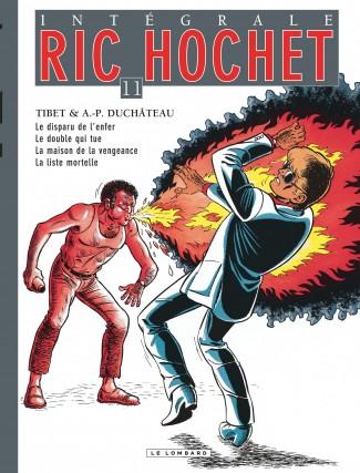 Intégrale Ric Hochet 11
