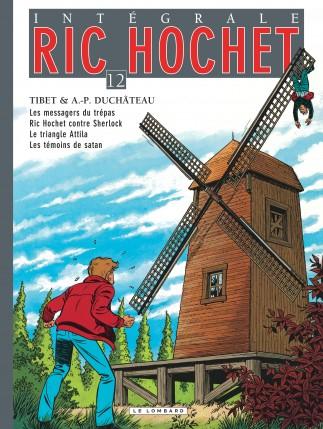 Intégrale Ric Hochet 12