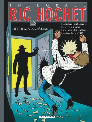 Intégrale Ric Hochet 13