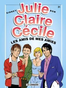 cover-comics-julie-claire-ccile-tome-21-amis-de-mes-amies-les