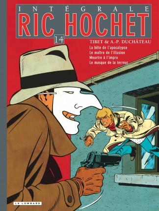 Intégrale Ric Hochet 14