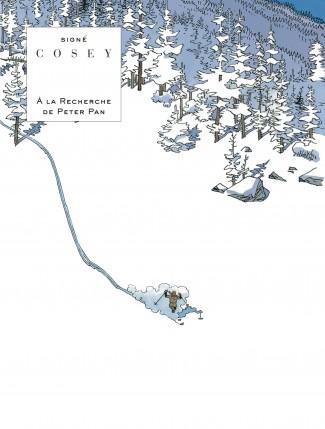 À la recherche de Peter Pan T1+T2
