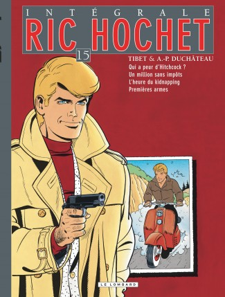 Intégrale Ric Hochet 15