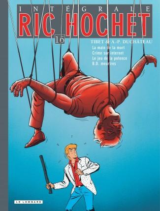Intégrale Ric Hochet 16