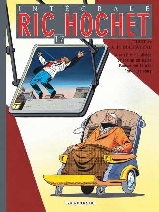Intégrale Ric Hochet 17