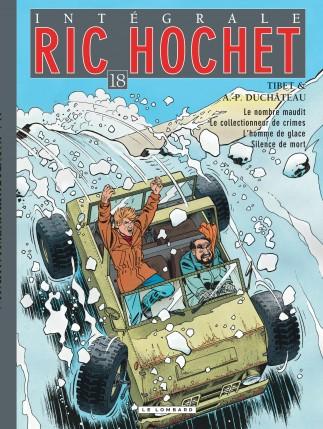 Intégrale Ric Hochet 18