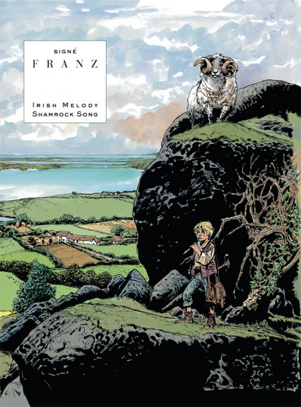 cover-comics-irish-melody-tome-0-irish-melody-shamrock-song