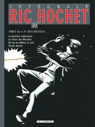 Intégrale Ric Hochet 19