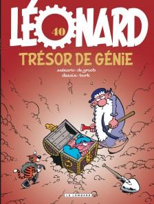 cover-comics-lonard-tome-40-un-trsor-de-gnie