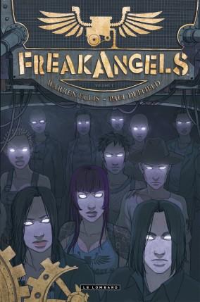 Freakangels 1