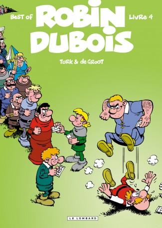 Robin Dubois Robin-dubois-best-of-tome-4-integrale-robin-dubois-n-4