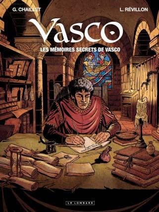 Les Mémoires secrets de Vasco