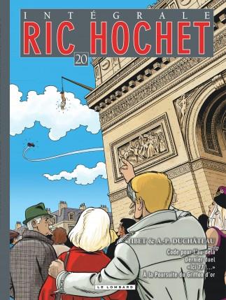 Intégrale Ric Hochet 20