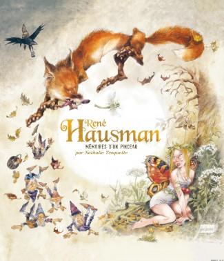 Monographie Hausman -  Les Mémoires d'un pinceau