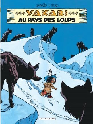 Yakari au pays des loups