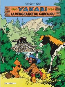 cover-comics-la-vengeance-du-carcajou-tome-26-la-vengeance-du-carcajou
