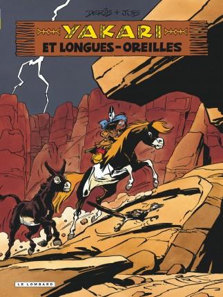 Yakari et Longues-Oreilles