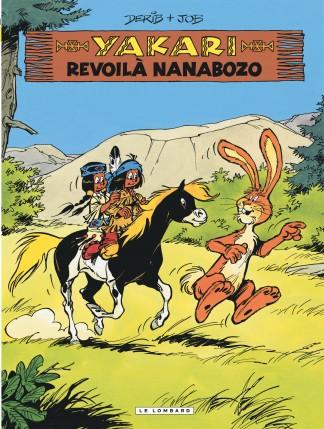 Revoilà Nanabozo
