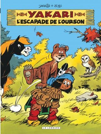 L'escapade de l'ourson