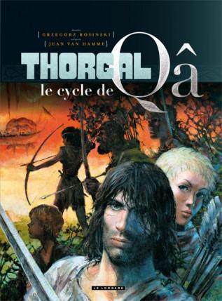 Intégrale Thorgal, Le Cycle de Qâ
