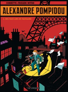 cover-comics-alexandre-pompidou-tome-2-des-faux-airs-de-faussaire