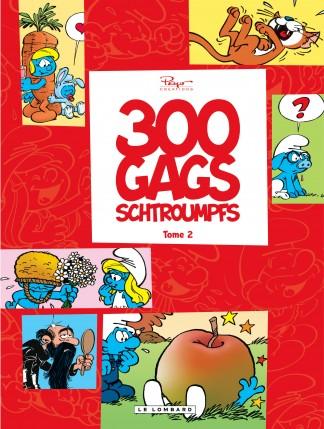 300 gags Schtroumpfs 2