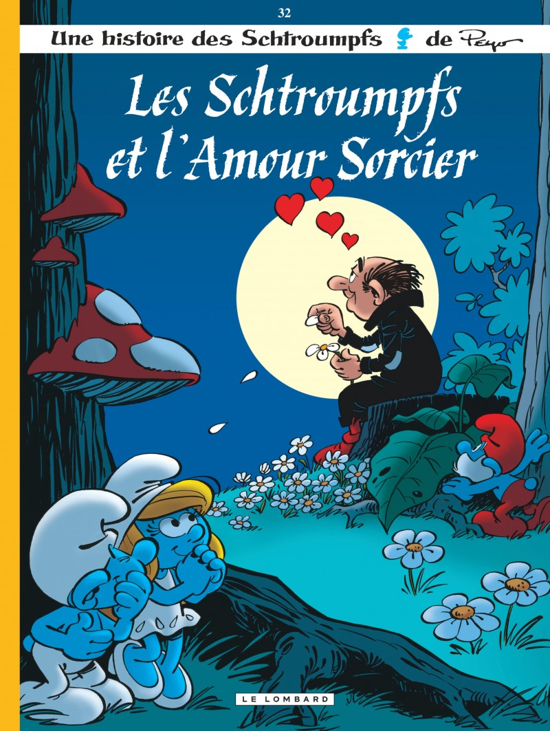 Les Schtroumpfs - tome 32 - Les Schtroumpfs et l'amour sorcier
