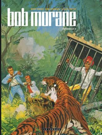 Intégrale Bob Morane nouvelle version tome 2