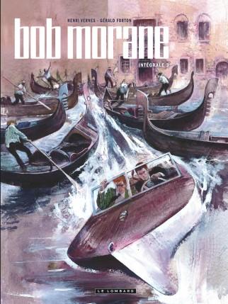 Intégrale Bob Morane nouvelle version tome 3