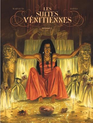 Intégrale Les Suites Vénitiennes 2