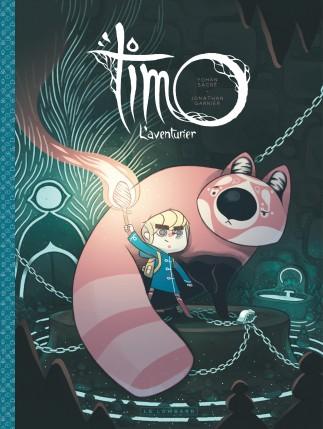 Timo, l'Aventurier tome 1