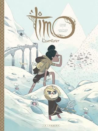 Timo, l'Aventurier tome 2