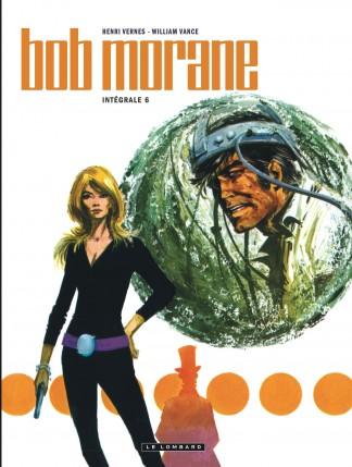 Intégrale Bob Morane nouvelle version tome 6